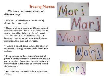 Letter Recognition for Kindergarten
