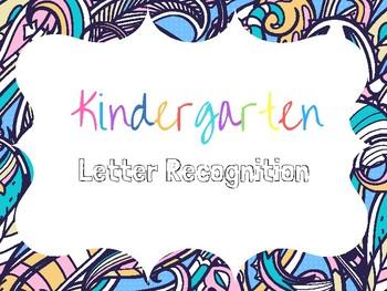 Letter Recognition for Letter A