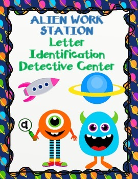 Letter Recognition Center