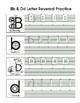 Letter Reversal Practice Sheets