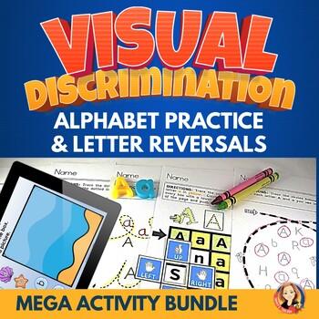 Letter Reversal Activities Mega Bundle