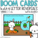 Letter Reversals Boom Cards™