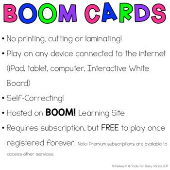 Letter Reversals Interactive Digital Task Cards (Boom! Decks)