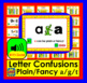 Letter Reversals and Confusions BUNDLE:  b/d, p/q/g, and Fancy Letters: a g t