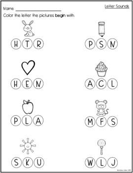 Letter Review (FREEBIE)