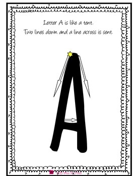 Letter Rhymes & Twinkle Twinkle ABC