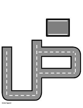 Letter Roads
