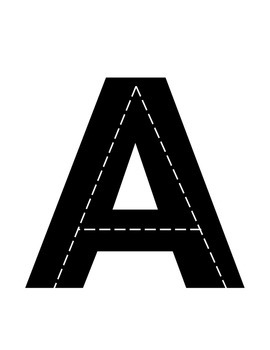 Letter Roads: Drive Your Way to Letter Success