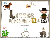 Letter Roundup Song by Dr. Jean