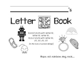 Letter Rr Activity Packet