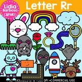 Letter Rr Digital Clipart