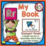 Letter Rr Emergent Reader