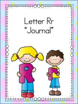 Letter Rr Journal