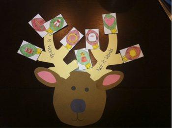 Letter Rr Reindeer Craft