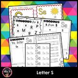 Alphabet Letter S