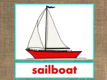Letter S Alphabet PowerPoint Fun & Colorful Words w/Pictur