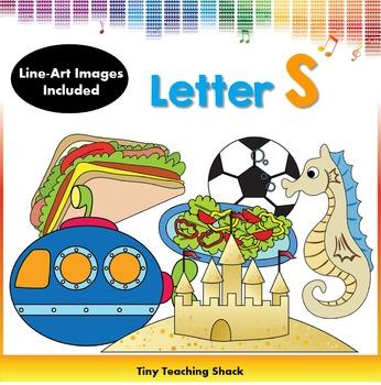 Letter S Clip Art