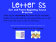 Letter S Cut and Paste Freebie