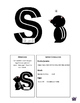 Letter S Cutout Crafts