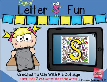 Letter S Fun