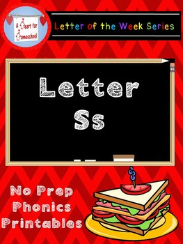 Letter S No Prep Printables