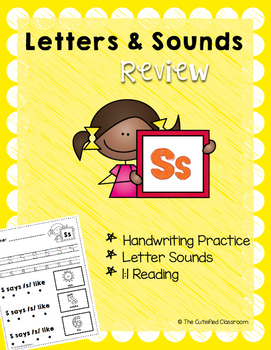 Letter S Review