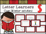 Letter Learners: Letter S