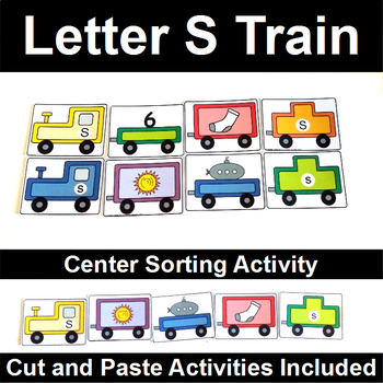 Letter S Train