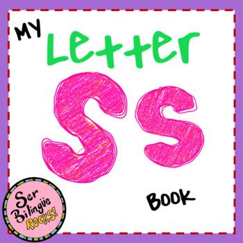 Letter S booklet