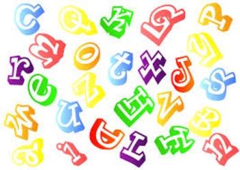 Letter Scramble
