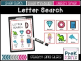 Letter Search Center