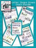 Letter Shape Box Bundle: Dolch Lists