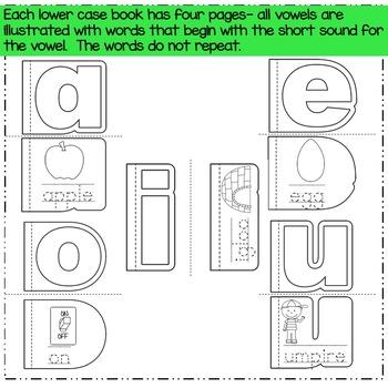 Alphabet Little Books