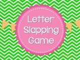 Letter Slapping Game