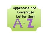 Letter Sort A-Z