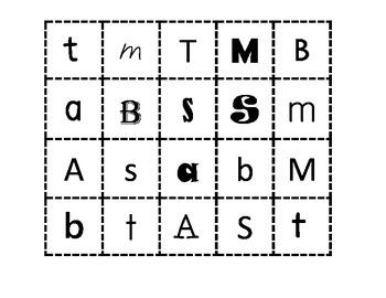 Letter Sort - Letter Recognition