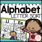 LETTER SORTING LITERACY CENTER