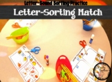 Letter-Sorting Match: Letter-Sound practice