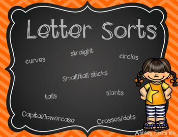 Letter Sorts