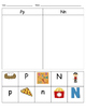 Letter Sorts-ALL letters Jolly Phonics order