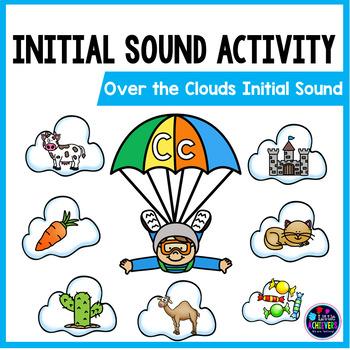 Letter Sound Activities   Beginning Sound Matching Game