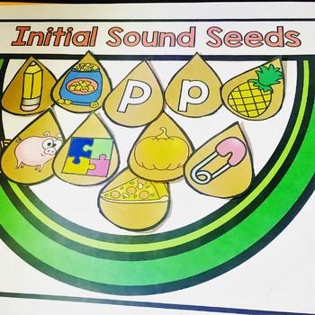 Letter Sound Activities | Beginning Sound Activities
