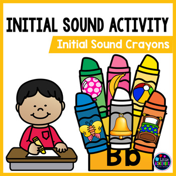 Letter Sound Activities | Beginning Sound Matching Game