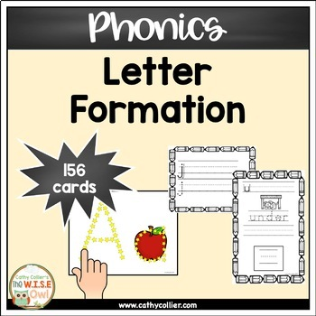 Letter/Sound Activities:  Letter Formation