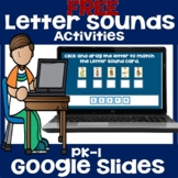 FREE Letter Sound Activities