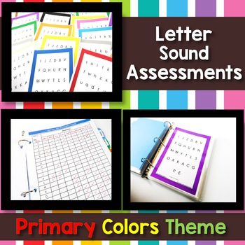 Letter Sound Assessment