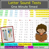Letter Sound Assessment - One Minute Timed Testing