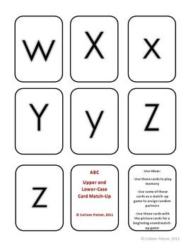 Letter-Sound Awareness Pack