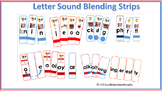 Letter Sound Blending Strips