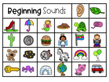 Letter Sound Boards